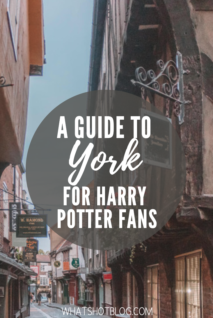 The Ultimate Guide To Harry Potter In York Maps Harry Potter Literary Travel Harry Potter Harry Potter Filming Locations
