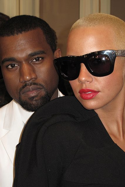 Kanye Says He Only Dated Amber Rose Because Kim Wasn T Interested