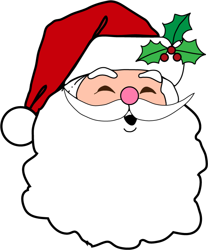 View Full Size Christmas Santa Face Transparent Images Christmas Party Invitation Card Clipart And Down Santa Face Santa Pictures Christmas Party Invitations