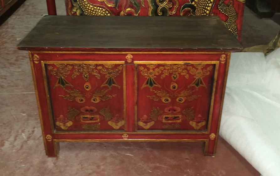 Tibetan Cabinet Tibetan Furniture For Sale Tibetan Furniture Hand Painted  Https://www.