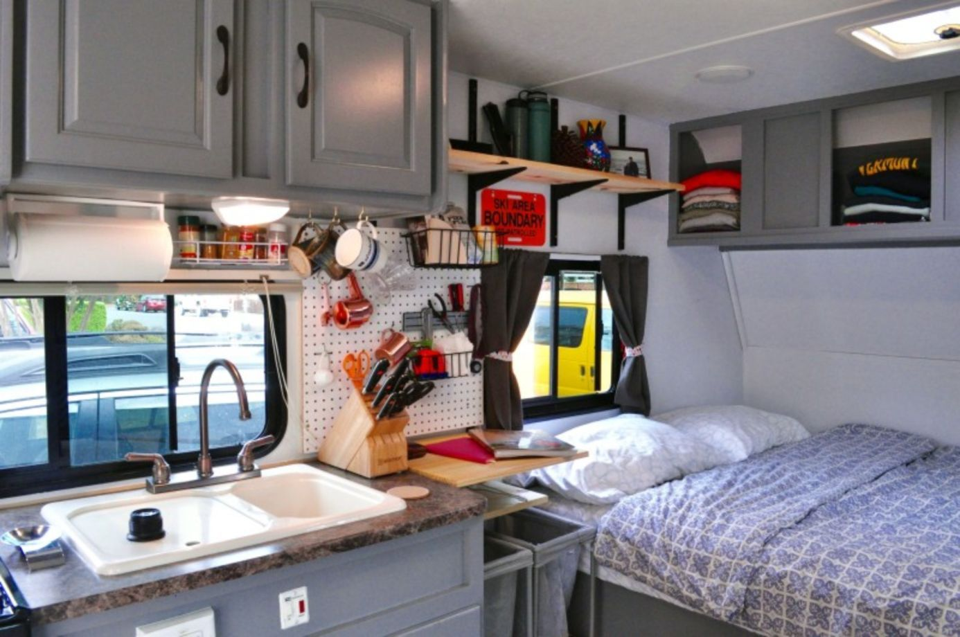 86 easy diy rv living ideas to make your awesome road diy rv and