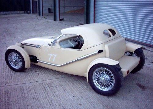 The Flyer 2CV Kit Car wwwdeflyernl/indexspasp Cars,cars,and