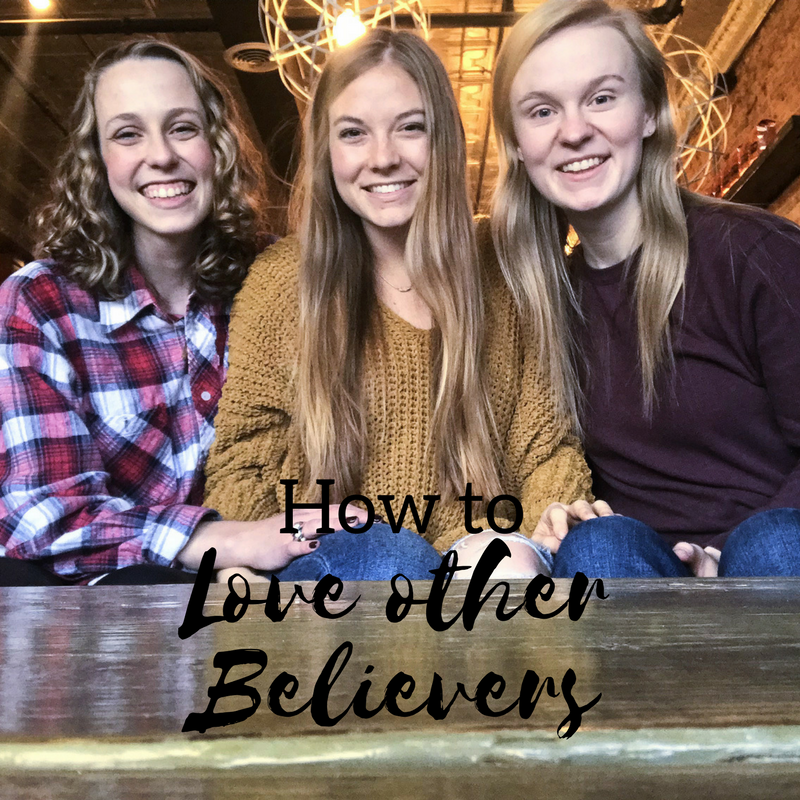 How to Love other Believers Sweet Victory by Addi