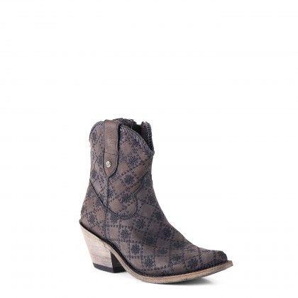 Women's Liberty Black Boots LB-712930NEG | Allens Boots