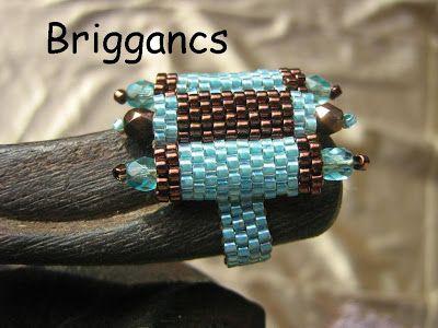 Briggancs: gyűrűk
