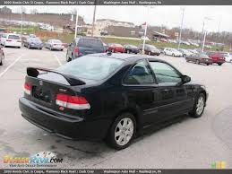 1999 Black Honda Civic Si   Google Search
