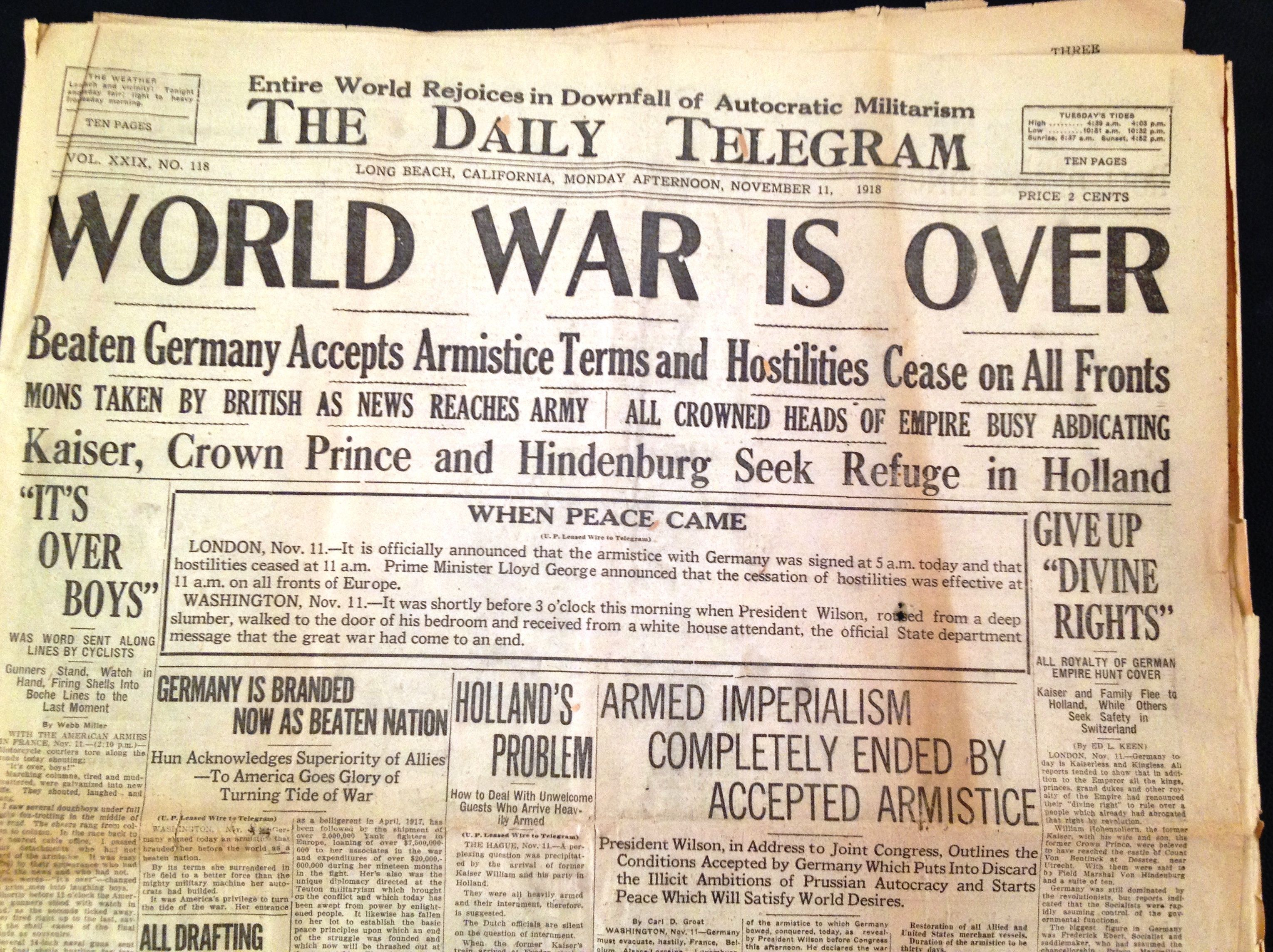 Newspaper Articles Hiroshima
