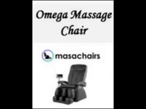 omega massage chair is a great alternative to daily manual massage
