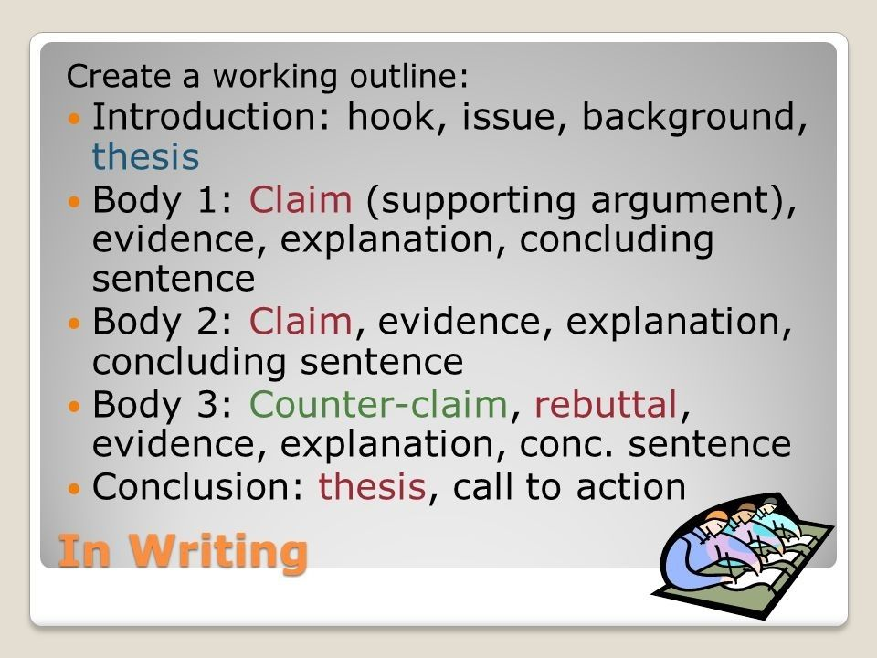 Argument And Persuasion Claims Counter Claims Rebuttals Ppt