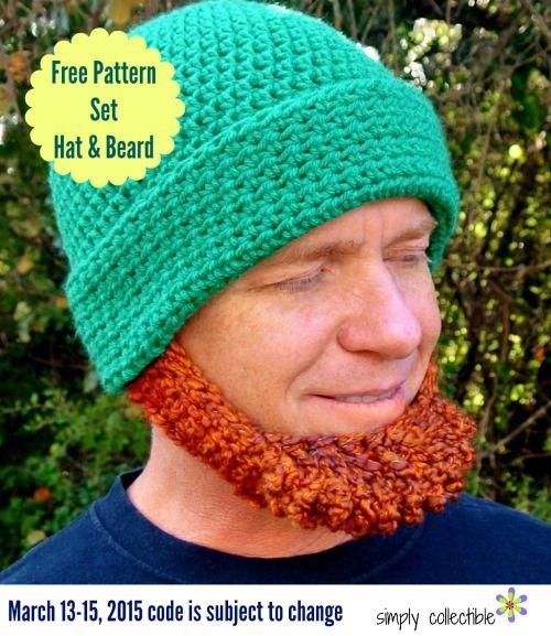 Image result for Little boy beard crochet pattern | Stitchery ...