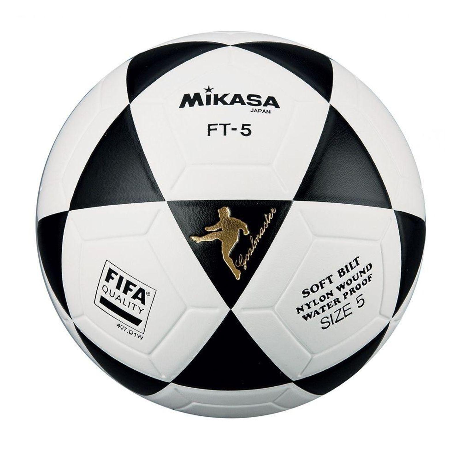 Bola Futevolei Mikasa Fifa Ft 5 Branca Mikasa Fifa Bola