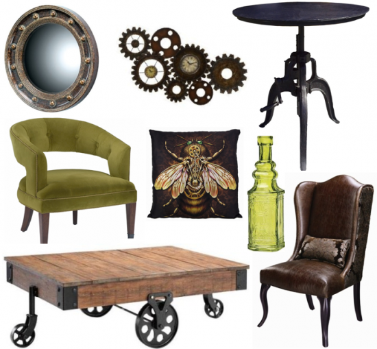 Awesome So You Love The Steampunk Aesthetic, And You Want To Encorporate It Into  Your Home