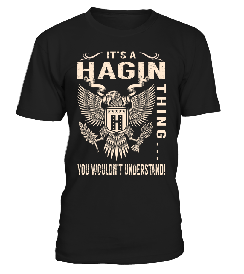 It's a HAGIN Thing, You Wouldn't Understand