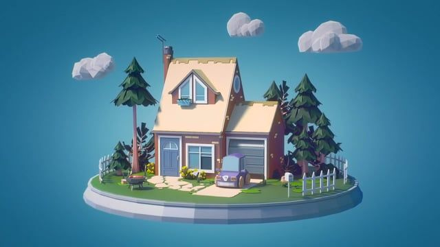 Pack your bags, we take you on a journey through the cloud ! Designed and directed by Emmanuelle & Julien Production Company: Eddy.tv Animation Studio: Brunch