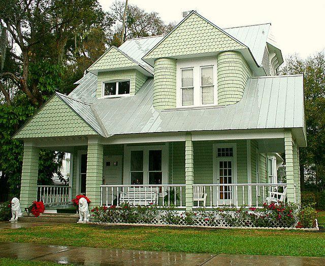 Benjamin Franklin Holland House Or The Gables Holland House The Gables Old Florida