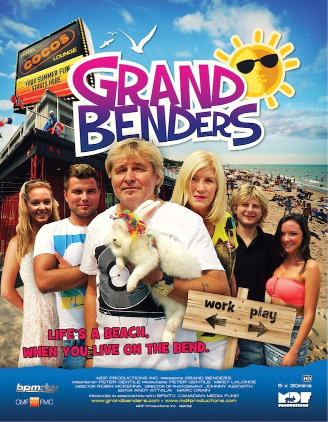 Grand Benders Meet The Cast At Cobra London