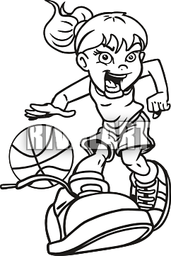 tigers basketball Mascot Clip Art | ... Clipart of a Mean Tiger ...