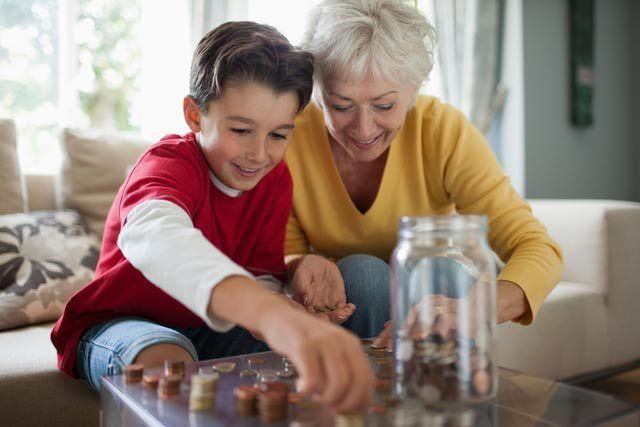 How To Gift Money To Grandchildren