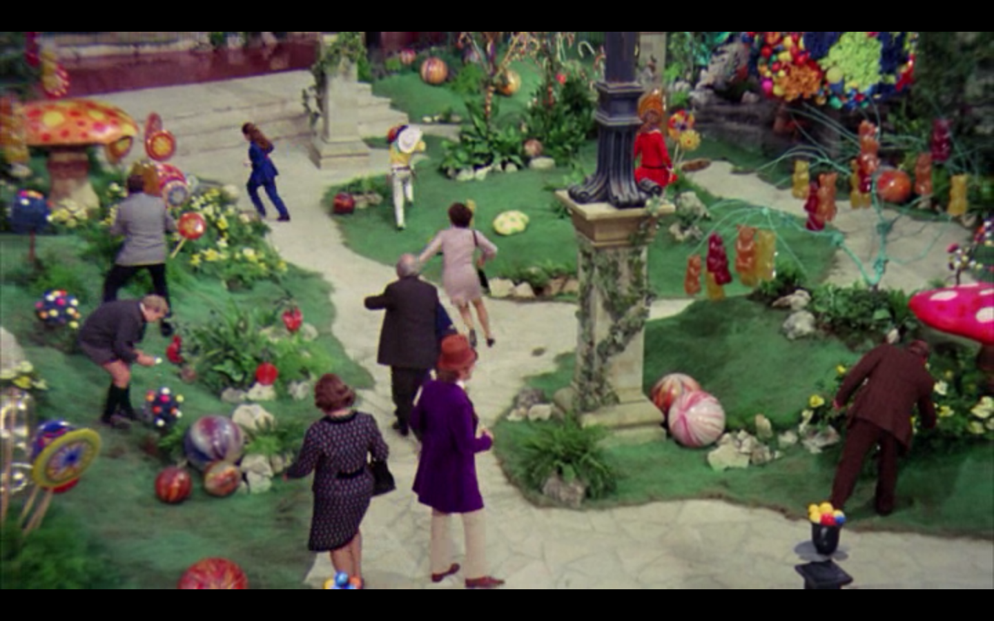 Mark's RTF Blog: Camera Angles and Meanings from Willy Wonka and ...