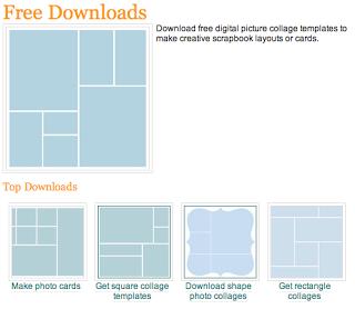 5 Photo Collage Templates