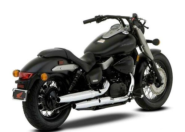 2013 Honda Shadow Phantom Vt750c2b For Sale 99393 Mcg