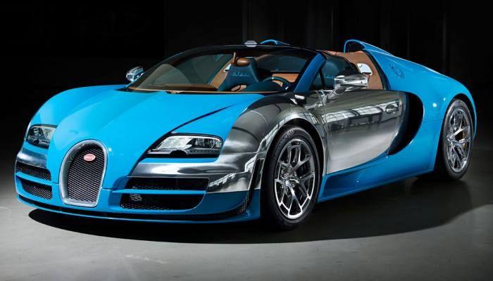 Bugatti S Latest Legend And A North American Driving Experience