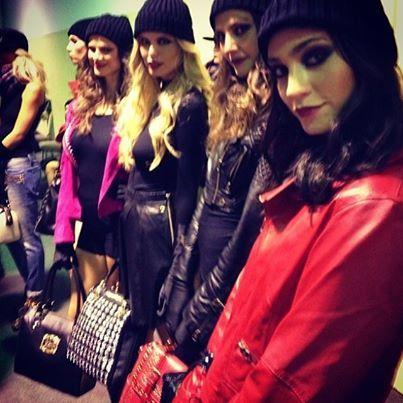Backstage do desfile Carmen Steffens no Argentina Fashion Week! #baam #csmaison# #csargentina #carmensteffens @carmensteffensargentina