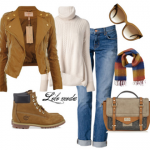 Winter fashion for chic women