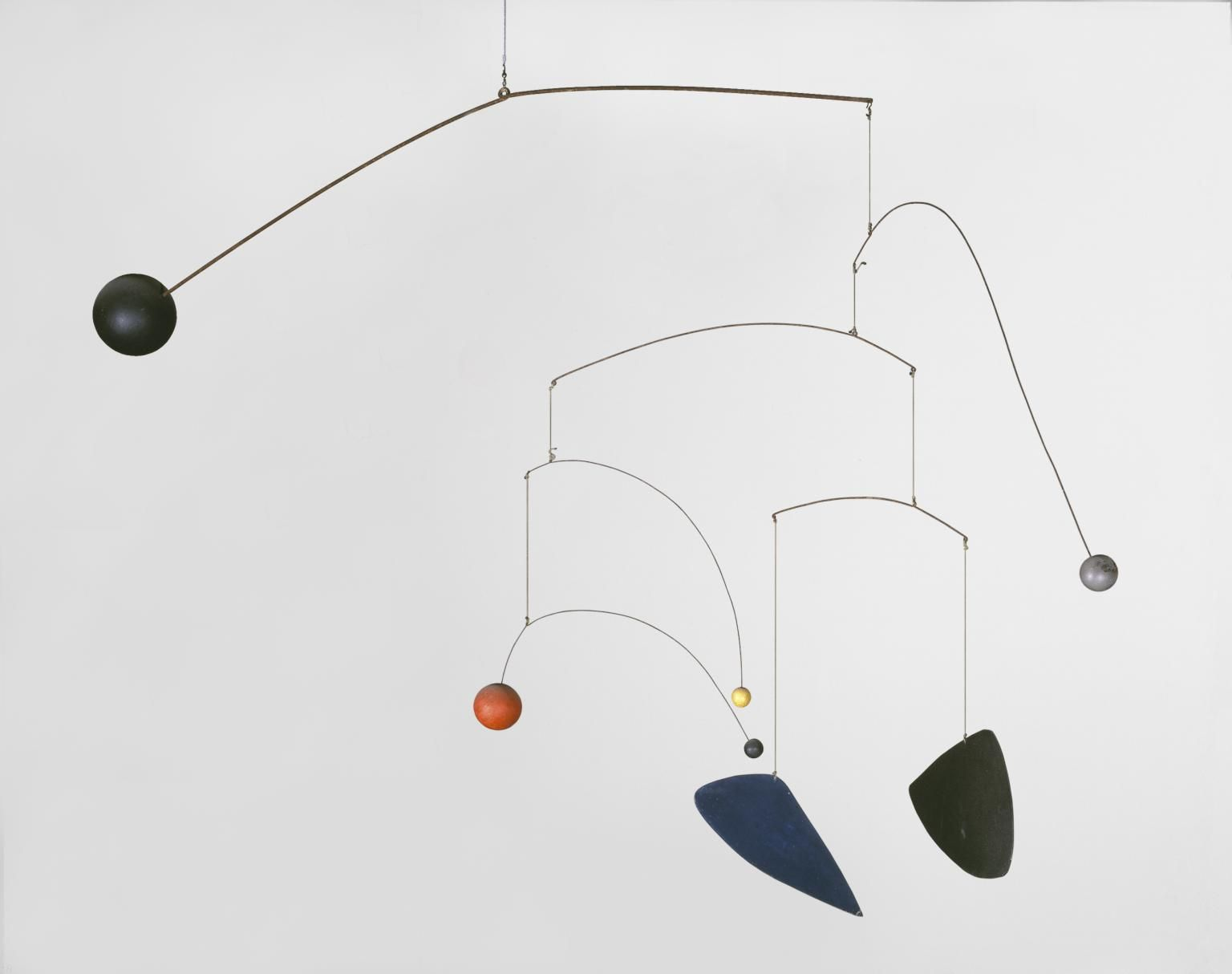 George Rickey and Alexander Calder: Wind Art Pioneers | Metals ...