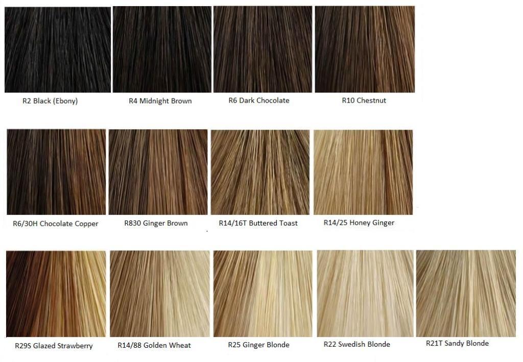 Dark Blonde Hair Color Charts Httphaircolorerdark