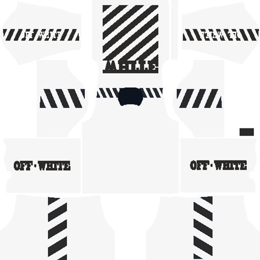 dream league soccer kits off-white | kit f | Olahraga