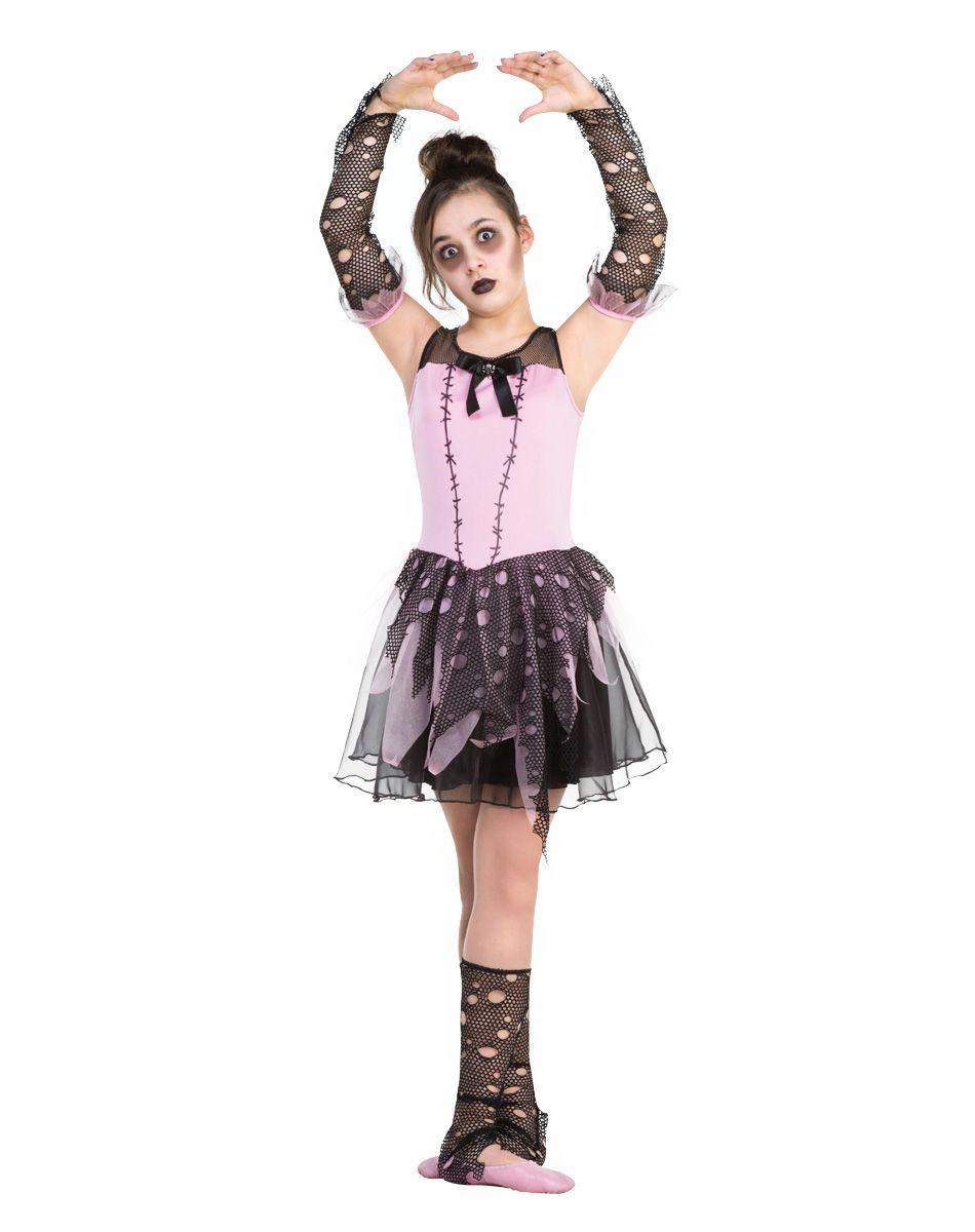 Zombie Dancer Girl's Costume exclusively at Spirit Halloween ...