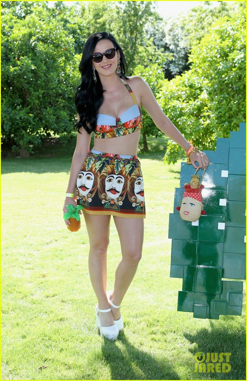 b68f1252695 Katy Perry  Lacoste L!ve Pool Party at Coachella!  3