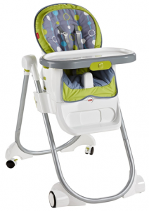 Check The Fisher Price With 4 In 1 Total Clean High Chair, A U201c