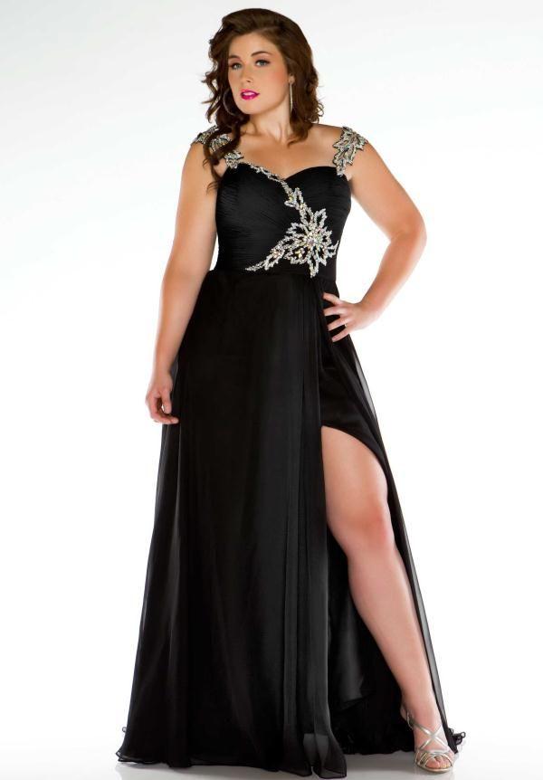 Cassandra Stone 64400k Plus Size Prom Dress Wedding Bridesmaids
