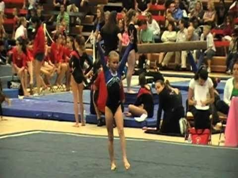 Level 2 Gymnastics Floor Routine Bing Reagan And Levels