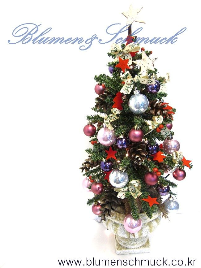 christmas tree for small space Christmas decor Pinterest Small - how to decorate a small christmas tree