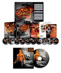 Insanity Deluxe:  Push your intensity to a whole new level with this complete package of INSANITY® workouts. With the Deluxe package you get 2 more INSANE workouts, plus a bonus workout—FREE!     Get Leaner     $164.70    * You have a full 30 days to try INSANITY for yourself. If you're not completely satisfied for any reason your money back is guaranteed!