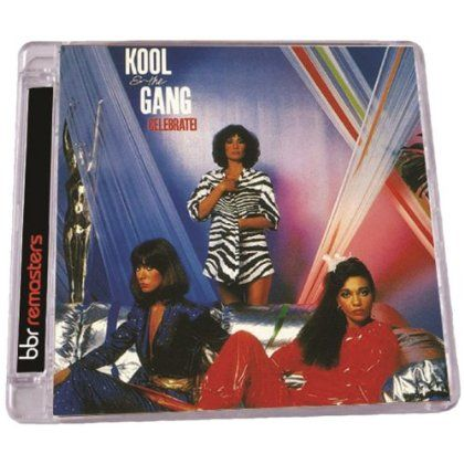 Kool The Gang Celebrate Expanded Edition White Disco Celebrities Anniversary Songs