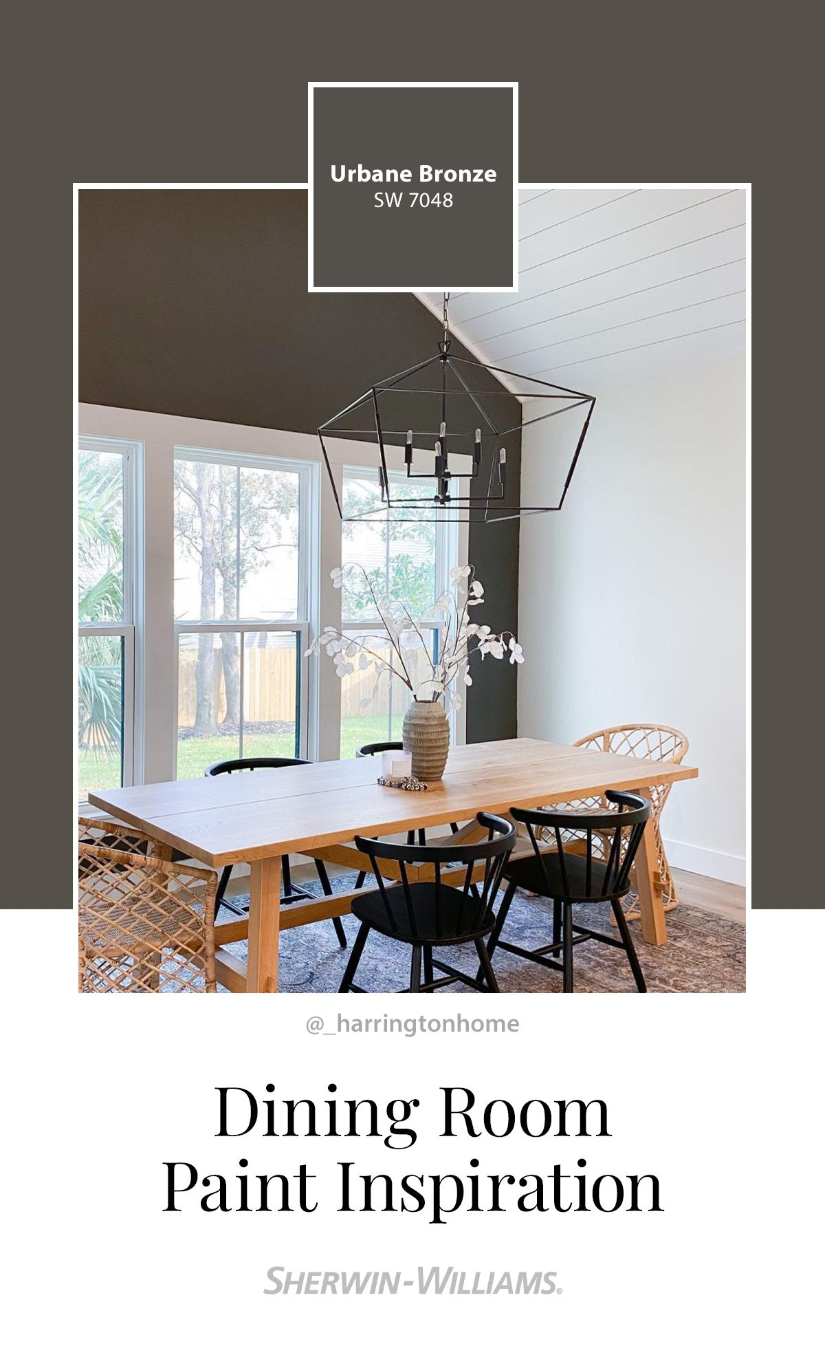 Dining Room Paint Color Inspiration, Dining Room Wall Colors 2021