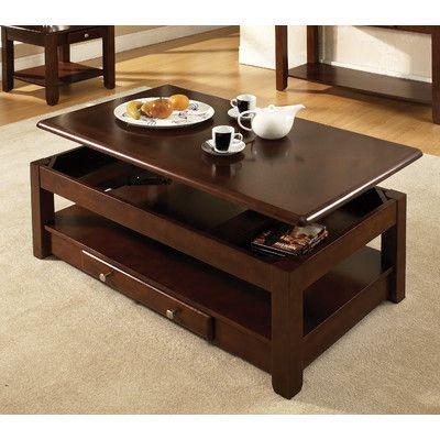Loon Peak Arboles Coffee Table With