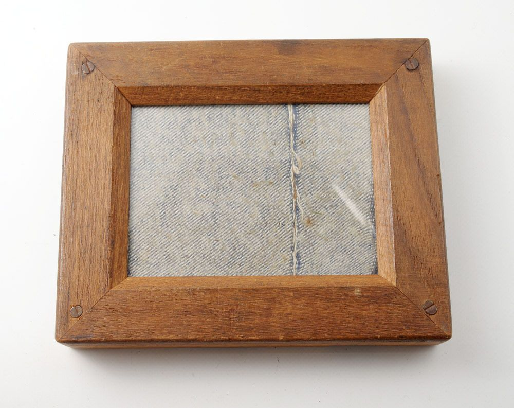 Vintage Wooden Contact Printing Frame | Photography Accessories ...
