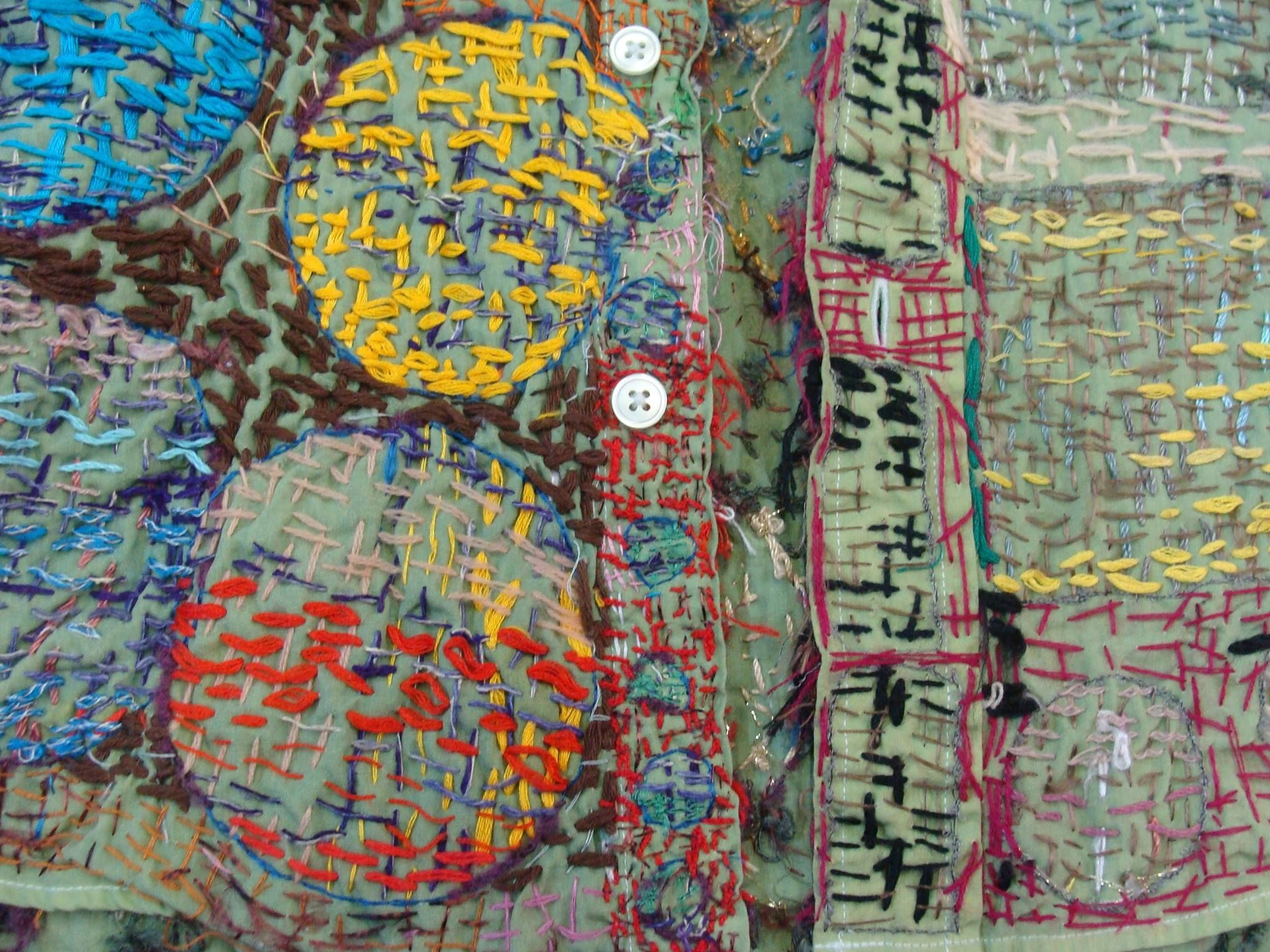 Contemporary Textile Studio -op - Workshop With