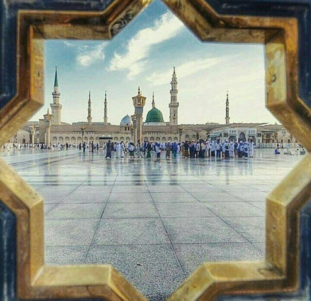 Pin By رجاء ربي On بلاد الأسلام أوطاني Masjid Taj Mahal Outdoor Decor