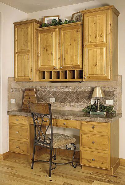 Alpine Cabinets Desk | Cabinets and doors | Pinterest | Kitchen ...