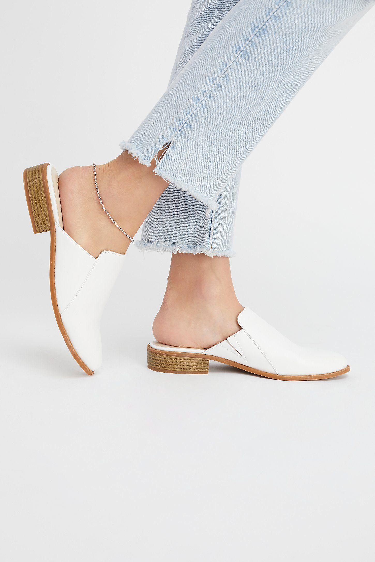 Vegan Austin Mule Flat | Bc footwear