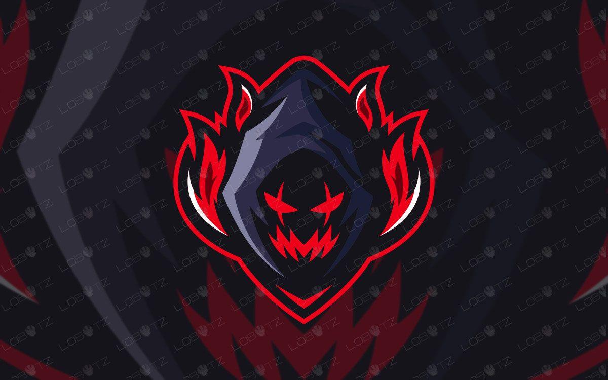 Ghost Phantom Esports Logo Ghost Phantom Mascot Logo For Sale Lobotz Di 2020 Logo Keren Gambar Digital Desain Logo Otomotif
