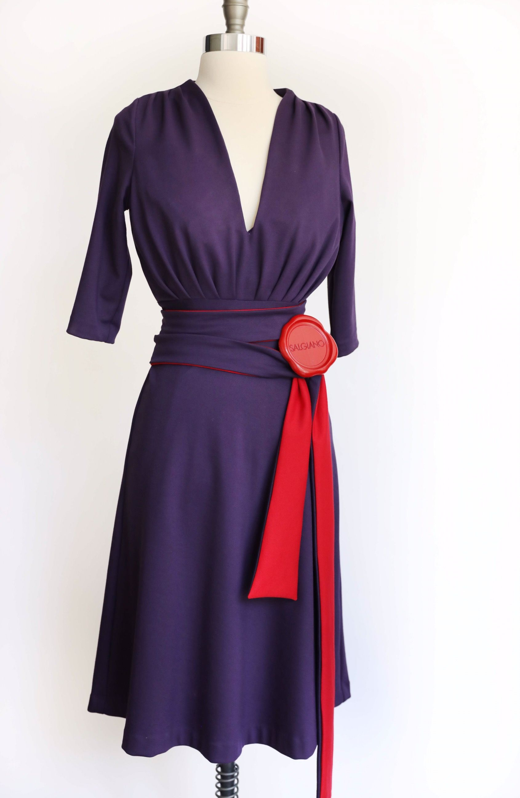 Pin by salgiano on that dress purple u red pinterest