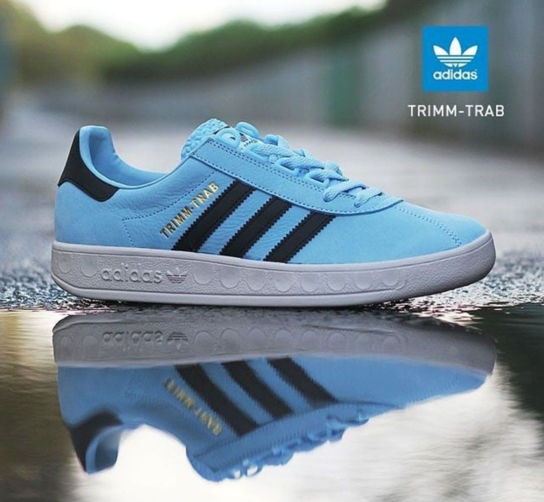 c55fe5a2aaa Love the adidas Trimm Trab advertising | adidas ftw in 2019 | Adidas ...