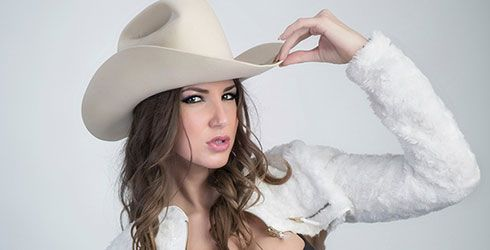 Cowgirl Hairstyles Fascinating Cowgirl Hairstyles  26 Country Cowgirl Hairstyles  Hair Styles